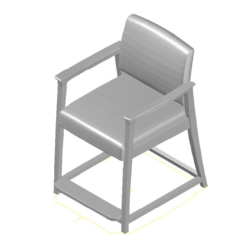carolina business furniture 1675 motion modern amenity 24x26x45 open