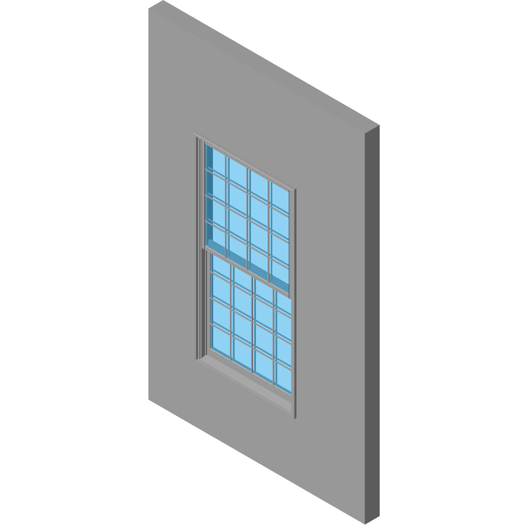 Window-Double_Hung-Kolbe-Ultra_Majesta-6Ft W X 12Ft H