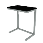 "HML8858 | HON Cantilever Table | 17.5""W"