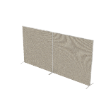 "HVERSIL6060 | HON Verse In-Line Panel | 60""H x 60""W"