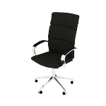HVL105 | HON High-Back Executive Chair | Center-Tilt