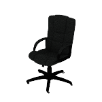 HVL131 | HON High-Back Executive Chair | Center-Tilt | Fixed Arms