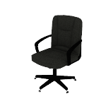 HVL171 | HON Mid-Back Executive Chair | Center-Tilt | Fixed Arms