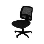 HVL205 | HON ValuTask Mesh Back Task Chair | Center-Tilt