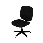 HVL210 | HON ValuTask Low-Back Task Chair | Center-Tilt