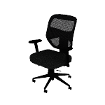 HVL532 | HON Prominent Mesh High-Back Task Chair | Asynchronous Control, Seat Glide | 2-Way Arms