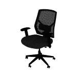 HVL581 | HON Crio High-Back Task Chair | Mesh Back | Adjustable Arms | Adjustable Lumbar
