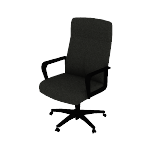 HVL604 | HON Validate High-Back Executive Chair | Center-Tilt | Fixed Arms