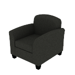 HVL871 | HON Circulate Tailored Club Chair