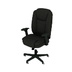 HVST331 | Sadie High-Back Task Chair | Height-Adjustable Arms | Height-Adjustable Back