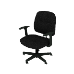 HVST402 | Sadie Task Chair | Fixed Arms