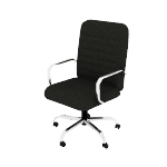 HVST511 | Sadie Executive Chair | Fixed Arms