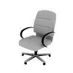 H2191 | HON Pillow-Soft Executive Task Chair | High-Back | Center-Tilt