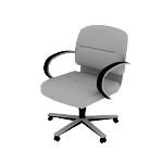 H2192 | HON Pillow-Soft Managerial Task Chair | Mid-Back | Center-Tilt