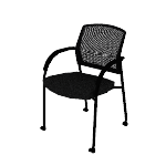 H2285 | HON Lota Multi-Purpose Chair | Mesh Back | Stacking | Four Legs