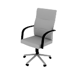 H5001 | HON Park Avenue Collection Executive Task Chair | High-Back | Mid-Range Knee Tilt