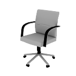 H5002 | HON Park Avenue Collection Managerial Task Chair | Mid-Back | Mid-Range Knee Tilt