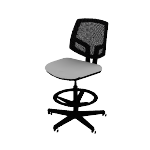 H5735 | HON Volt Task Chair | Mesh Back | Stool
