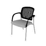 HCG6 | HON Ceres Guest Chair | Multi-Purpose | Four-Leg