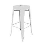 HE4LSTL30 | Build Cafe Height 4-Leg Stool