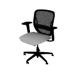 HGTMM | HON Gateway Task Chair | Mid-Back | Swivel-Tilt