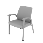 HHCG11DF | HON Soothe Guest Chair | Dual Fabric