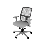 HITLRAKD | HON Ignition ReActiv Task Chair | Low-Back | Center-Tilt