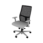 HIWMM | HON Ignition 2.0 Task Chair | Mid-Back | Mesh Back | Synchro-Tilt