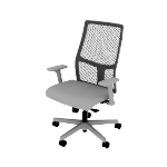 HIWMRA | HON Ignition 2.0 Task Chair | Mid-Back | ReActiv Back | Synchro-Tilt