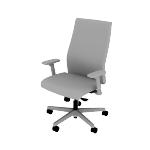 HIWMU | HON Ignition 2.0 Mid-Back Task Chair | Synchro-Tilt | Upholstered Back
