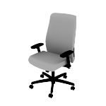 HLWU | HON Endorse Task Chair | Mid-Back | Upholstered Back | Synchro-Tilt