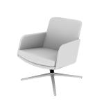HMAVMAMF | HON Mav Mid-Back Lounge Chair | Arms | Multi-Fabric
