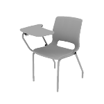 HMGT2 | HON Motivate Chair | Tablet Arm | Upholstered Seat