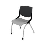 HMN2FC | HON Motivate Chair | Nesting | Stacking | Flex-Back | Upholstered Seat | Four Legs | Fire Code