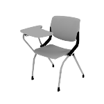 HMNT1 | HON Motivate Chair | Flex-Back | Tablet Arm