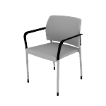 HSGS6DF | HON Accommodate Guest Chair | Dual Fabric