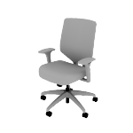 HSLVTMM | HON Solve Task Chair | Mid-Back | 4-way stretch Mesh Back | Synchro-Tilt