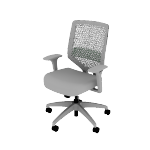 HSLVTMR | HON Solve Task Chair | Mid-Back | ReActiv Back | Synchro-Tilt
