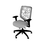 HSLVTMRKD | HON Solve Task Chair | Mid-Back | ReActiv Back | Synchro-Tilt