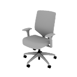 HSLVTMU | HON Solve Task Chair | Mid-Back | Upholstered Back | Synchro-Tilt