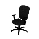 HVL220 | HON Mid-Back Task Chair | Center-Tilt | Adjustable Arms