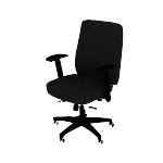 HVL283 | HON Network High-Back Task Chair | Asynchronous Control | Height- and Width-Adjustable Arms