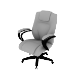 HVL402 | HON Mid-Back Executive Chair | Center-Tilt | Fixed Arms