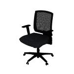 HVL511 | HON Mesh Mid-Back Task Chair | Center-Tilt, Tension, Lock | Fixed Arms