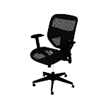 HVL534 | HON Prominent Mesh High-Back Task Chair | Center-Tilt | Adjustable Arms