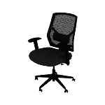 HVL581 | HON Crio High-Back Task Chair | Mesh Back | Adjustable Arms | Adjustable Lumbar