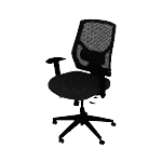 HVL582 | HON Crio High-Back Task Chair | Mesh Back | Adjustable Arms | Asynchronous Control | Adjustable Lumbar
