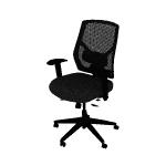 HVL582 | HON Crio High-Back Task Chair | Mesh Back | Adjustable Arms | Asynchronous Control | Adjustable Lumbar