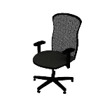 HVL701 | HON Wave Mesh High-Back Task Chair | Knee-Tilt | Adjustable Arms
