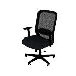 HVL721 | HON Exposure Mesh High-Back Task Chair | Synchro-Tilt, Lumbar, Seat Glide | 2-Way Arms